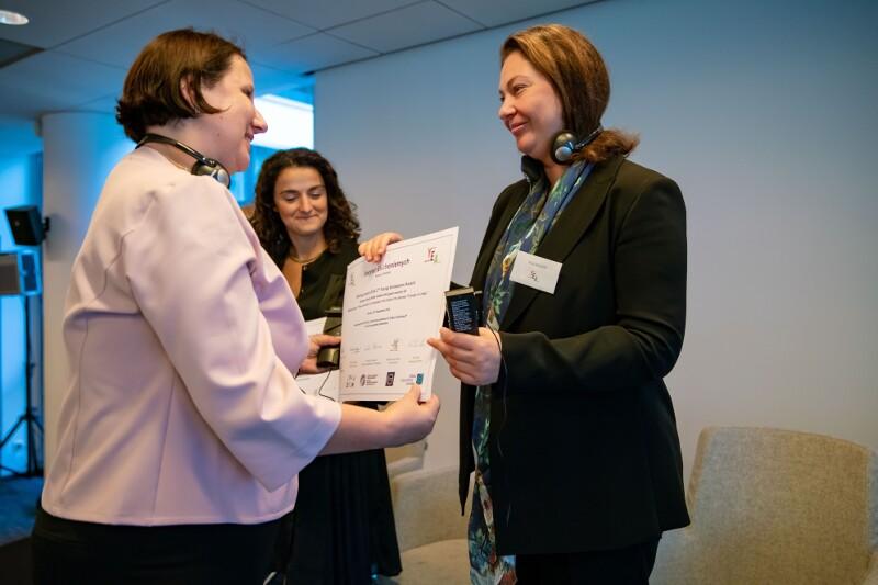 Warsaw Trip and Award Ceremony